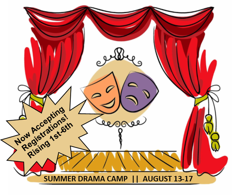 2018 summer drama camp st giles